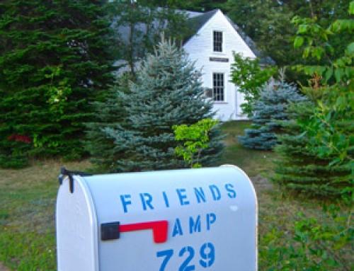 Tax ID 05-6002914 for NEYM (DBA Friends Camp)