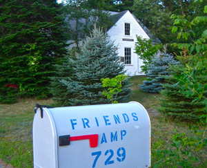 camp mail box