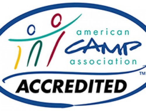Friends Camp Is Accredited by the American Camp Association.