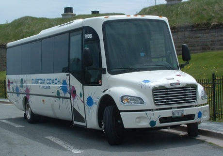 Bus to Portland, Portsmouth, Concord and Castleton on August 1st