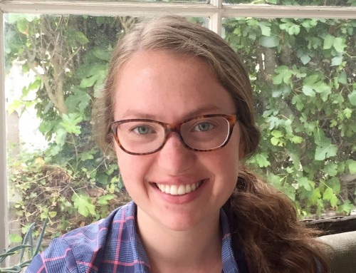 Welcome from new camp director, Anna Hopkins