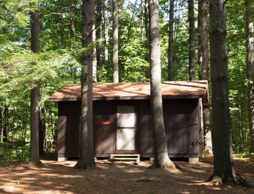 Stay at Friends Camp during the Common Ground Fair!